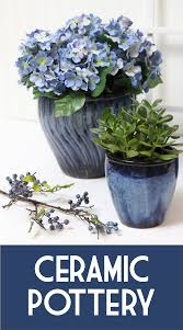 view our great selection of ceramic pottery choose from many styles colors and sizes prairie gardens champaign illinois prairiegardens com