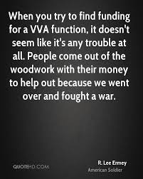 Money Quotes Impressive R Lee Ermey War Quotes QuoteHD