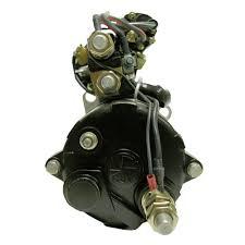 m110r2615se starter motor product details prestolite leece m110r2615se rear photo