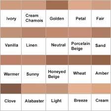 Clinique Superbalanced Makeup Color Chart Clinique Superbalanced Colour Chart 2017 03 17