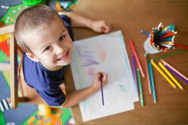 Los dibujos de ls niños según quien los observe