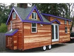 ... Redwood Tiny House ...