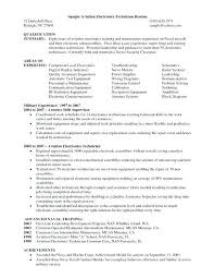 Space X Cover Letter Electronics Technician Cover Letter Sample Resumes Mwb
