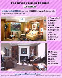 Living Room Spanish Custom Inspiration