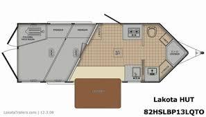 lakota living quarter horse trailer floor plans