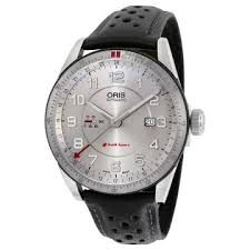 men s watches luxury fashion casual dress and sport watches oris artix audi sport gmt automatic silver dial black leather men s watch 747 7701 4461ls