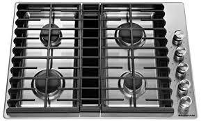 kitchenaid gas stove. kitchenaid - kcgd500gss gas cooktops kitchenaid stove