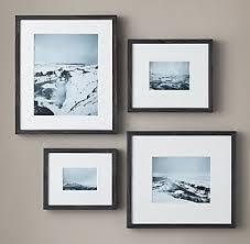 modern picture frames. Gallery Frames RH Scarborough Pinterest Modern Picture