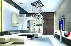 ideas high ceiling light bulb changer and lighting modern chandeliers for ceilings hot sales hallway crystal h21