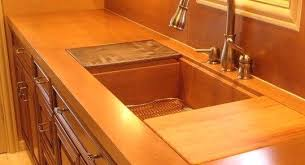 magnificent concrete countertop supplies and awesome concrete countertop supplies 13 in home kitchen cabinets ideas with