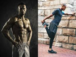 difference between lean muscles and