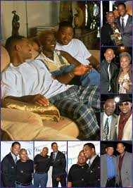 Will Smith with his sister Ellen and brother Harry and Father Willard and  mother Caroline Smith | Will smith and family, Will smith, Caroline smith