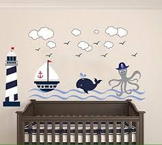 kids room baby nursery playroom wall