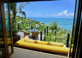 the best five star resort in koh samui with sea view and sunset view