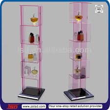 Acrylic Perfume Display Stand Tsda100 Custom Design Retail Shop Floor Acrylic Perfume Display 7