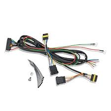 amazon com show chrome accessories 41 162 trailer wire harness wiring harness for trailer winches show chrome accessories 41 162 trailer wire harness