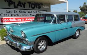 1956 Chevrolet 210 4 Door Wagon