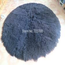 s mongolian fur rug blush sheepskin mongolian fur rug blue rugs