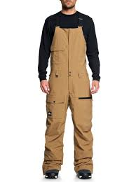 Utility Snow Bib Pants