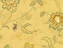 french+country+wallpaper | Wallpaper Designer French Country Yellow  Jacobean Traditional Floral | French Wallpaper Ideas | Pinterest |  Jacobean, ...