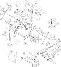 Xv2 headgear and t frame diagram