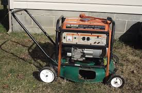 homemade electric generator. DIY Portable Generator Cart Homemade Electric