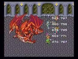 ロマサガ 3 レッド ドラゴン