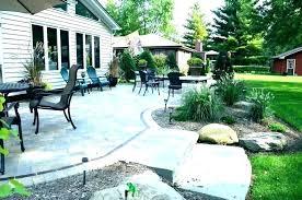 stone patio cost patio stone patio ideas backyard patios outdoor brick cost stone patio cost uk