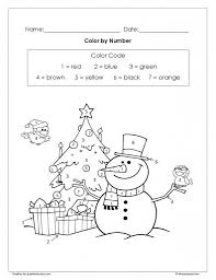 Christmas Color Numbers Free By Printables Frabbi Me 7911024