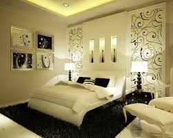 decorate bedroom ideas. Bedroom White Netting With Bed Mattress Red Curtain Canopy Three Candle Stand Fur Rug Large Patterned Decorate Ideas T