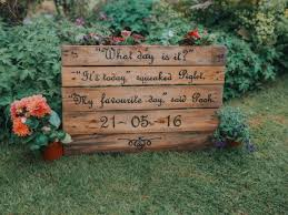 wood pallet wedding ideas. wooden pallet wedding signs wood ideas