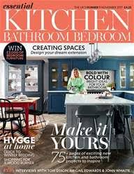 essential kitchen and bathroom business magazine. essential kitchen bathroom bedroom magazine cover and business v