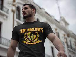Terry Middleton's Boxing Crest Tee – Terry Middleton's