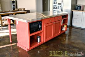 Creating A Kitchen Island From Cabinets kitchen island cabinet