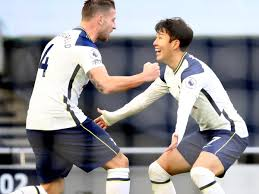 Harry Kane and Son Heung-min score as Tottenham beat Leeds to go third |  Premier League