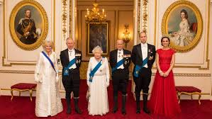 Upon tying the knot, elizabeth. Queen Elizabeth Ii And Prince Philip S Most Regal Moments Entertainment Tonight