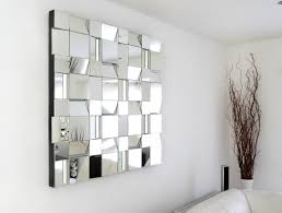 outstanding silver wall mirrors decorative wall decor with mirrors