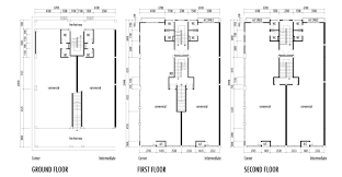 Central View  Storey Shophouse   Kwang TaiFLOOR PLAN