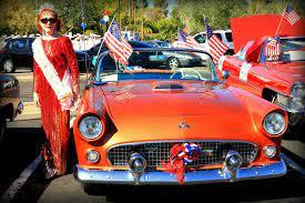 car decoration ideas for a parade