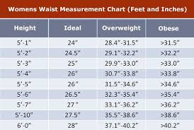 Mens Waist Measurement Chart Pin On Important