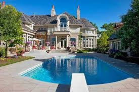 indoor pool house with diving board. Plain Board Pool With Diving Board On Indoor House With U