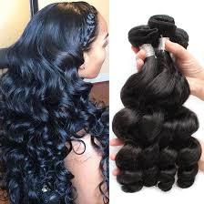 Allove Hair 8a Brazilian Loose Wave