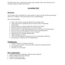 Sample Resume Cover Letter For Accounting Job New Sample Format ...