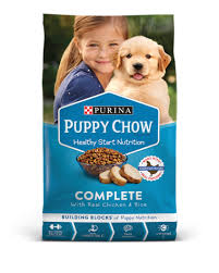 Purina Puppy Chow Complete Dry Puppy Food With Real Chicken Rice