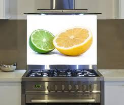 Lime Green Kitchen Appliances Lime Green Glass Splashbacks For Kitchens And Bathrooms