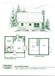 log cabin house plans 4 bedrooms. log home package kits cabin silver mountain model endear floor small vacation plans house 4 bedrooms