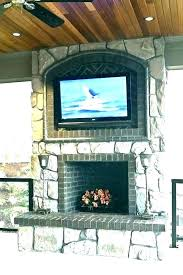 over fireplace ideas tv mounted over fireplace ideas wall mounted tv and fireplace ideas