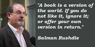 start early and write several drafts about salman rushdie essay mapping imaginary spaces in salman rushdie s fiction