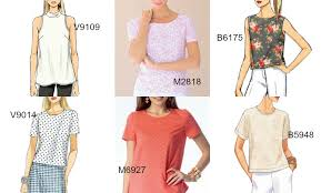 Top Patterns Fascinating Pattern Hall Of Fame The Basic Shell Top McCalls Social