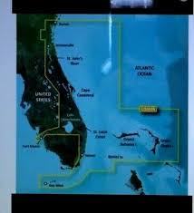 Key Largo Chart Garmin Bluechart Jacksonville Key Largo Mus009r Card Marine